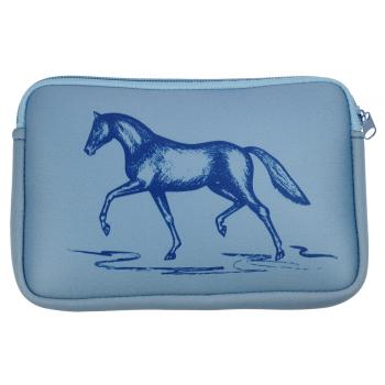 """Reißverschlusstasche """"Blue..."""
