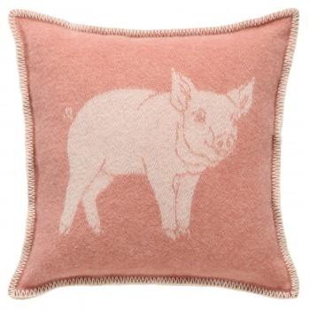 """Wollkissen """"Miss Piggy""""..."""