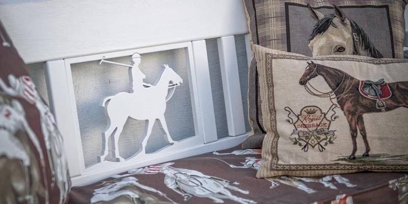 Exklusive Pferdegeschenke: Wohnen & Garten