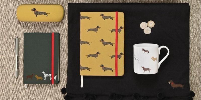 Hunde-/Katzenfans & Tierfreunde: Schreibwaren, Kalender & Buchstützen